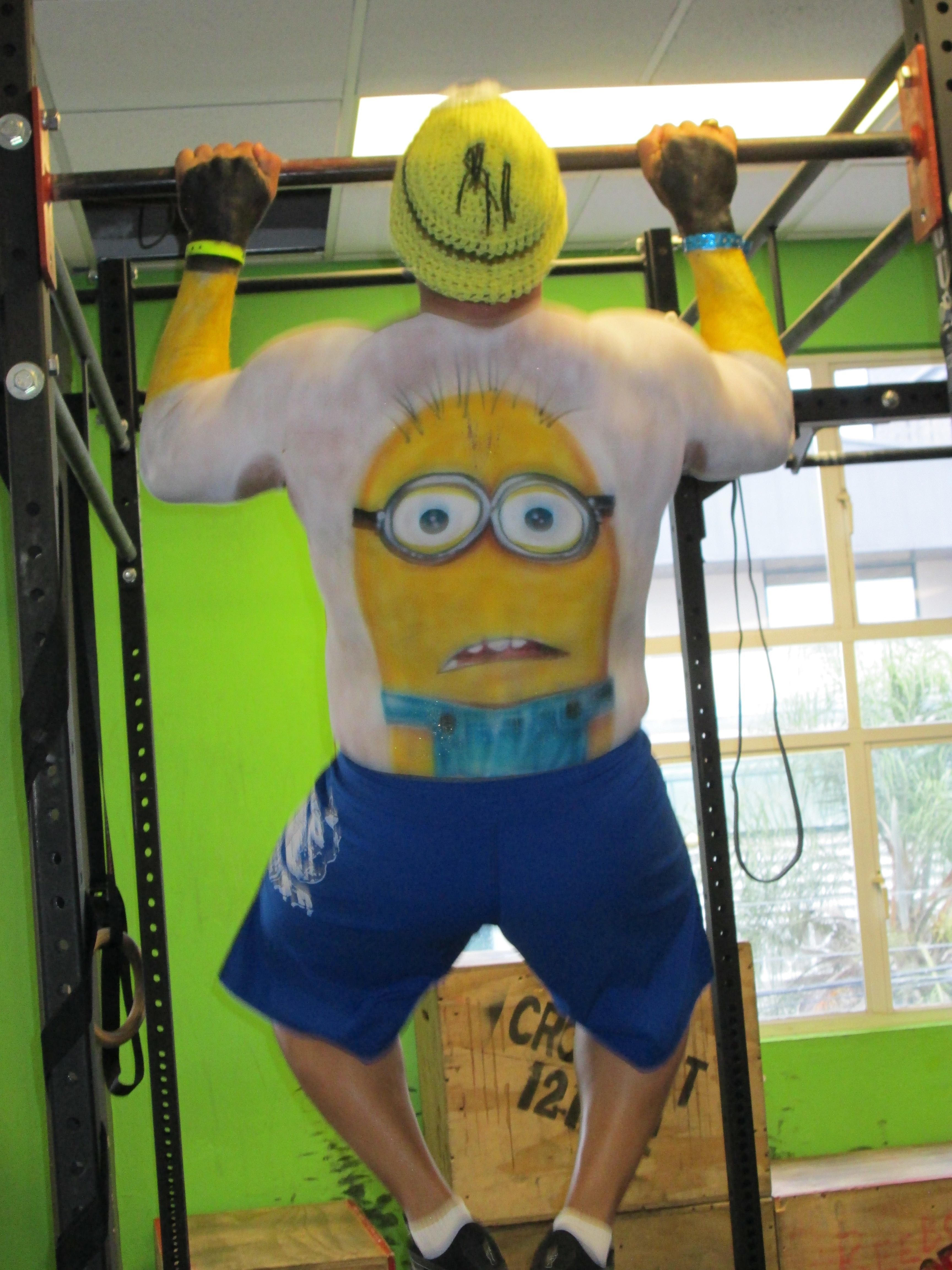 minion pull up